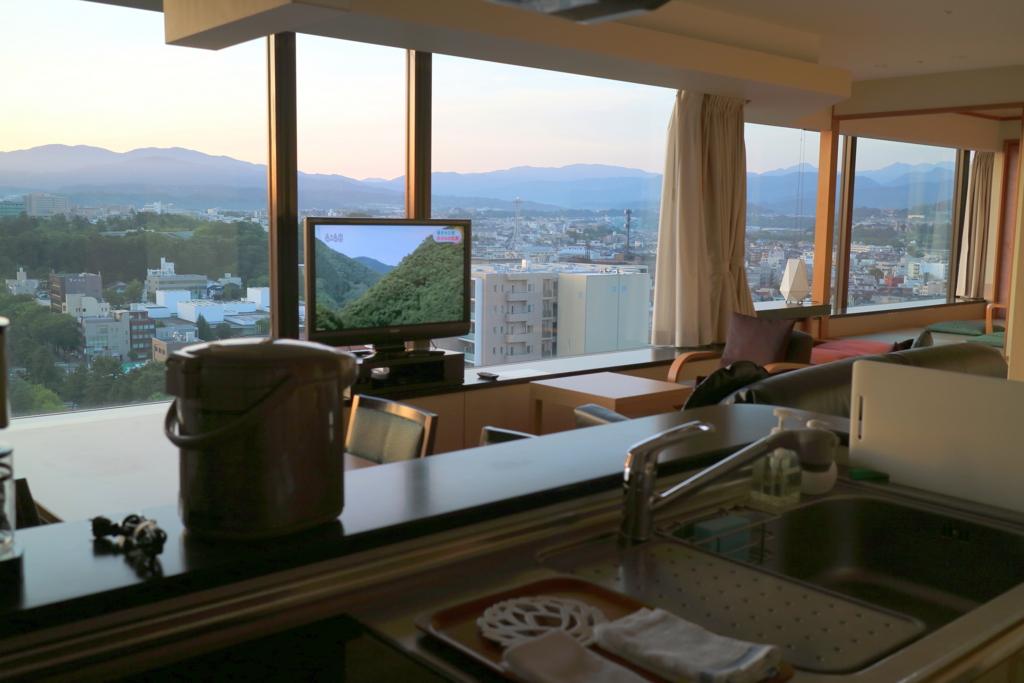 BigWeek金沢のキッチン