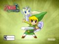 Toon Link and Toon Zelda (Spirit Tracks)