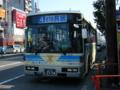 大阪市営85-2554/日産ディーゼル+富士重工7E(U-UA440HAN改・1995)