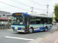 備北交通317/いすゞエルガミオ(PDG-LR234J2・2009)