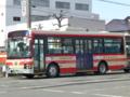 岩手県北バス1760/いすゞエルガミオ(KK-LR333J1・1999)