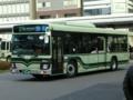 京都市バス3165/いすゞエルガ(QDG-LV290N1・2016)