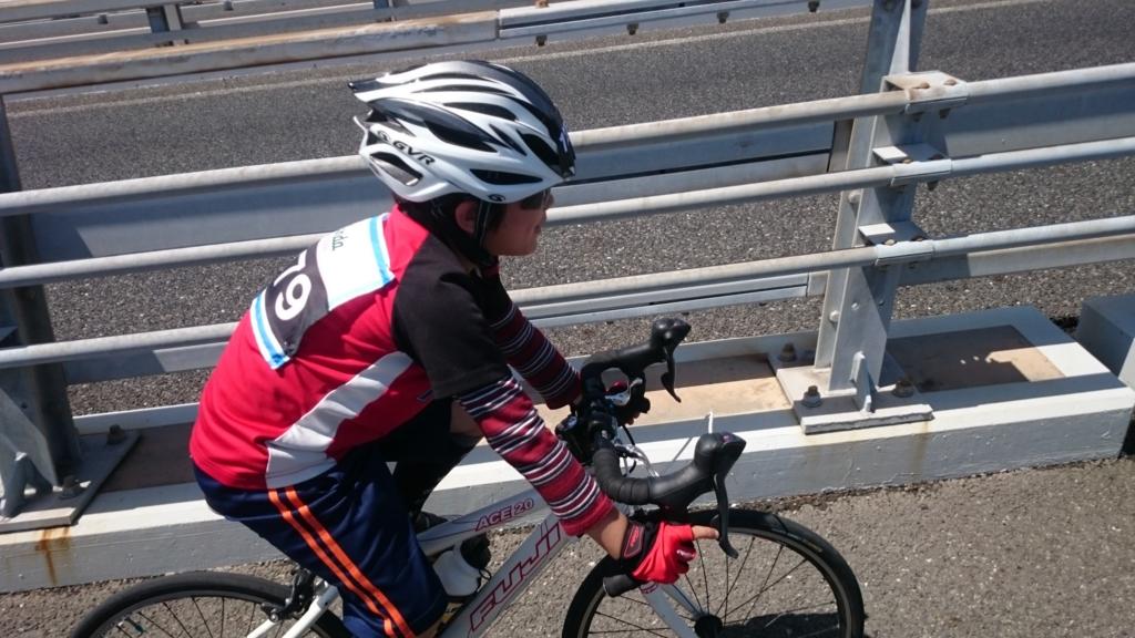 ロードバイク 子供 STI