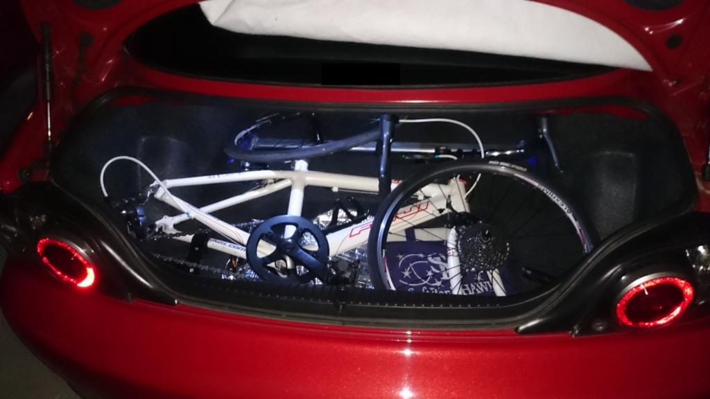 ロードバイク 車載 RX-8