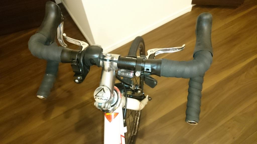 ロードバイク 子供 ドロップハンドル