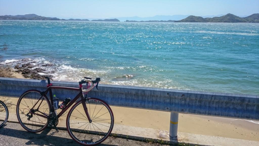 グランツール しまなみ海道 ロードバイク イベント