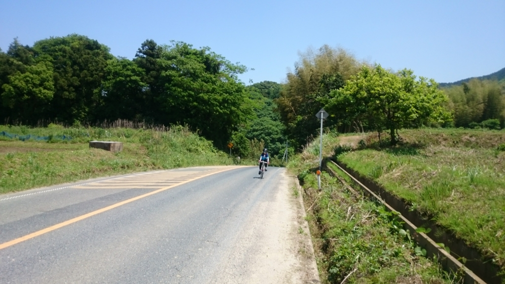 福岡 サイクリングロード 北筑前広域農道