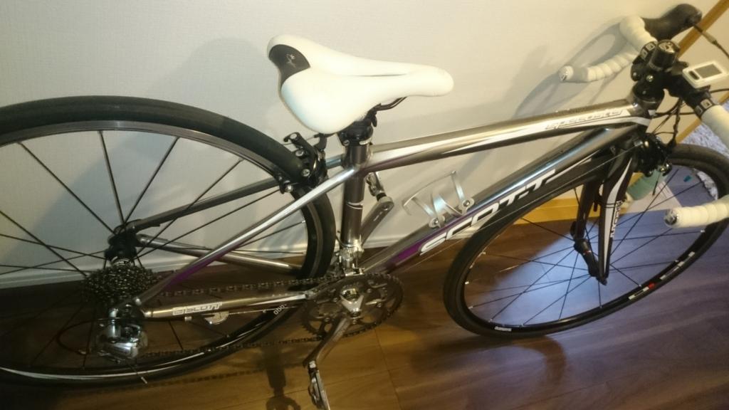 140cm ロードバイク SCOTT 4XS