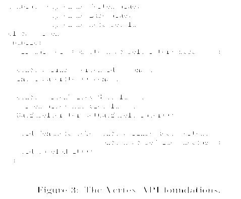 Pregel API