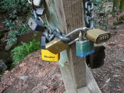 南京錠の鎖 Radium Software