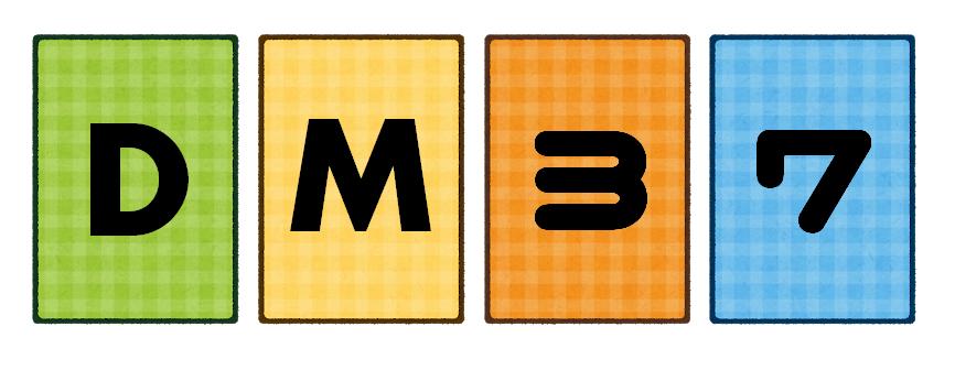 4枚カード問題の参考画像