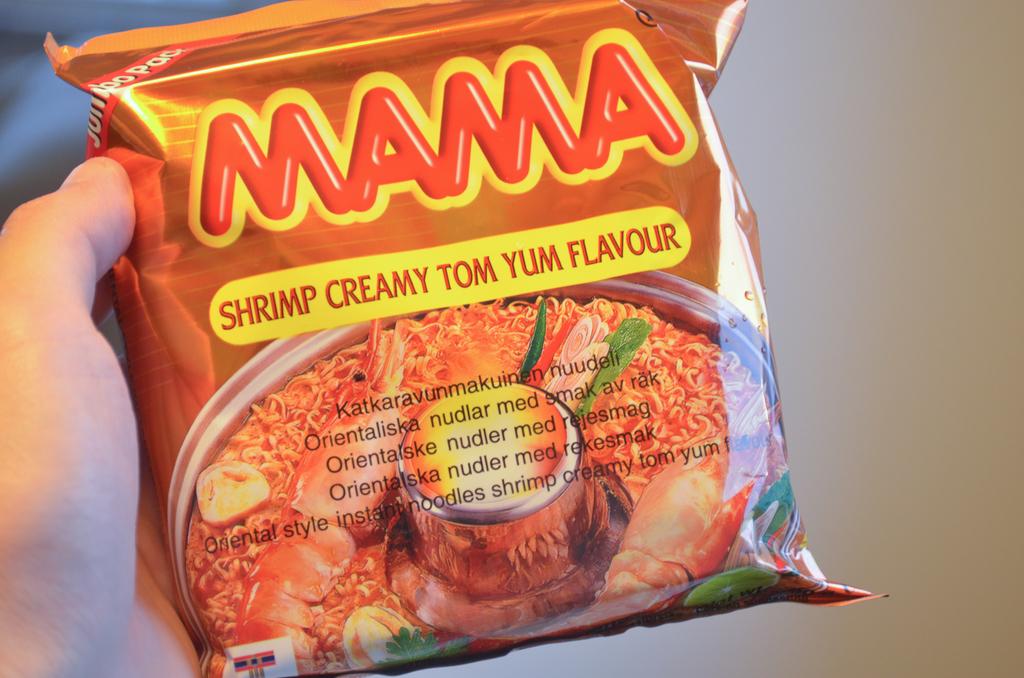 MAMA トムヤム味