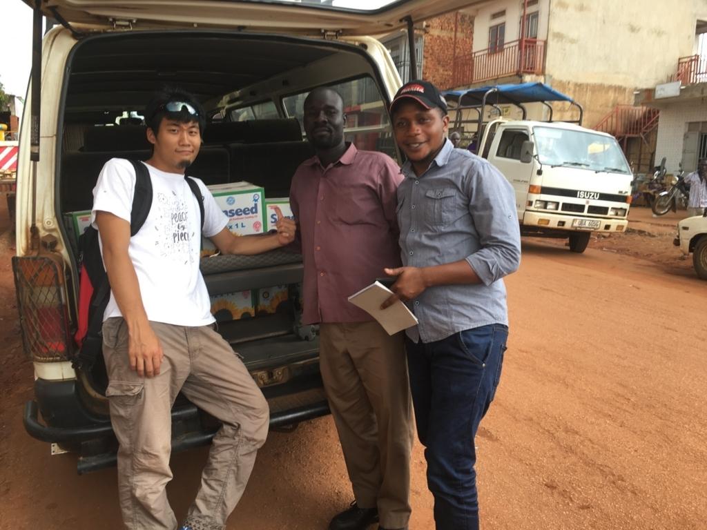 アフリカ-NGO