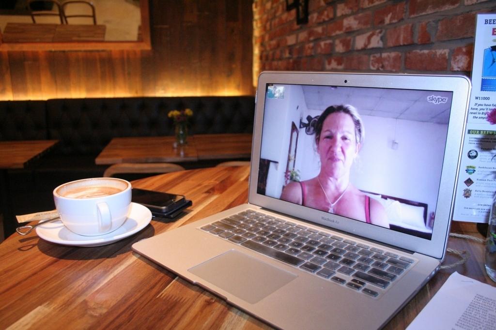 Skype英会話