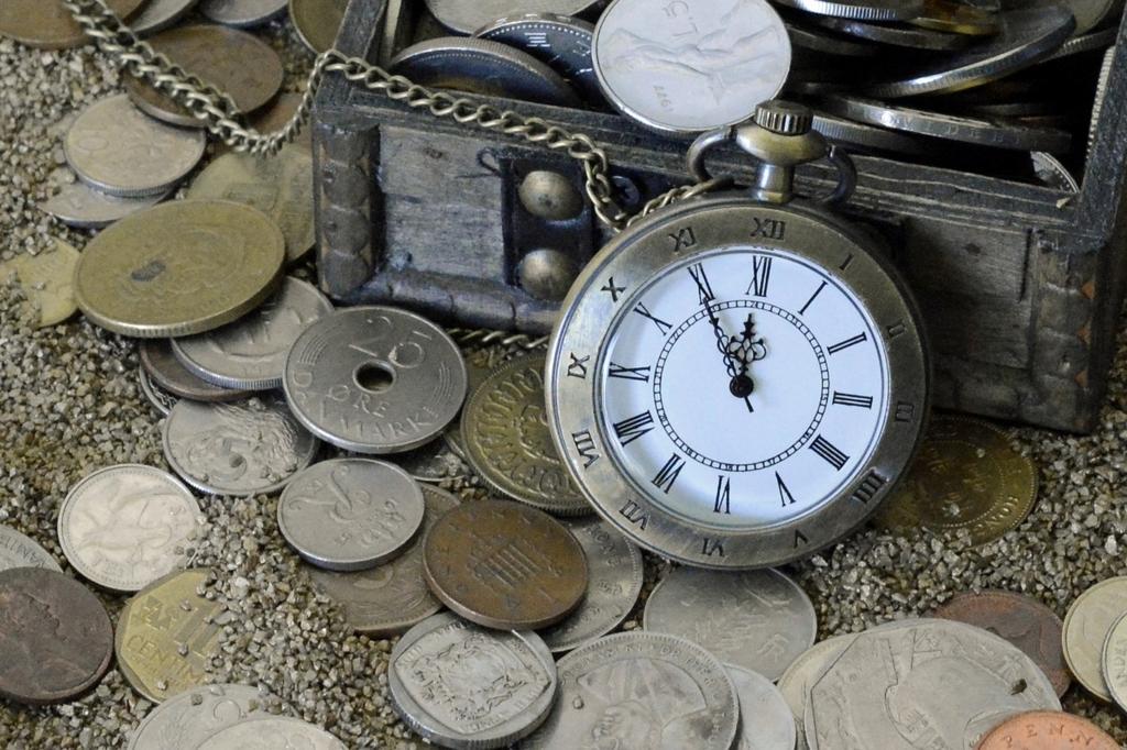 時間‐お金‐交換