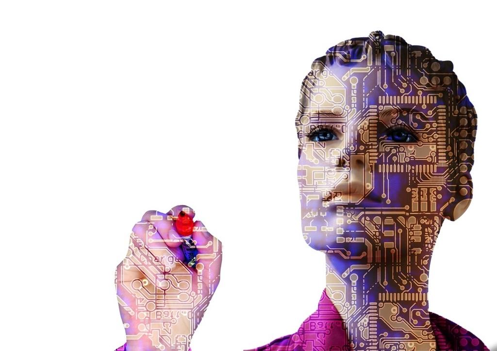 仕事‐ロボット