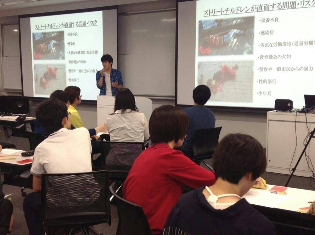 大学生-国際協力
