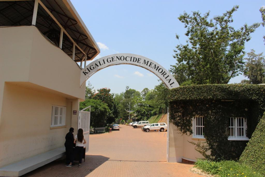 ルワンダ虐殺