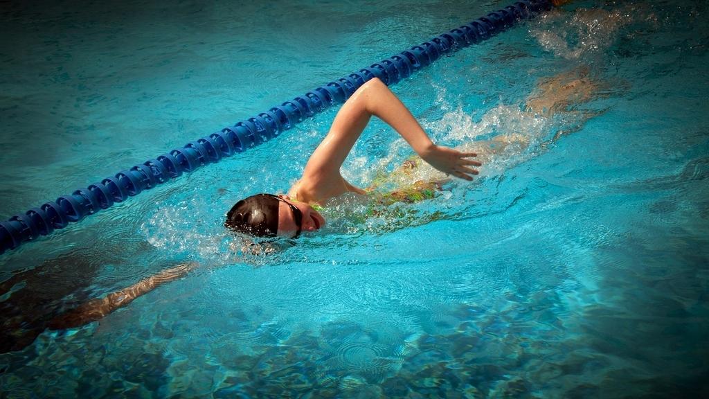 水泳 スランプ