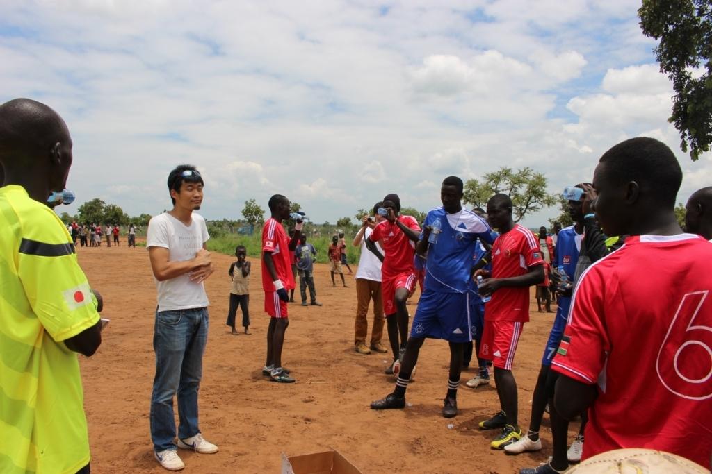 スポーツ 国際協力