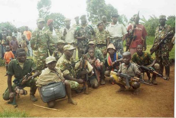 アフリカ 内戦