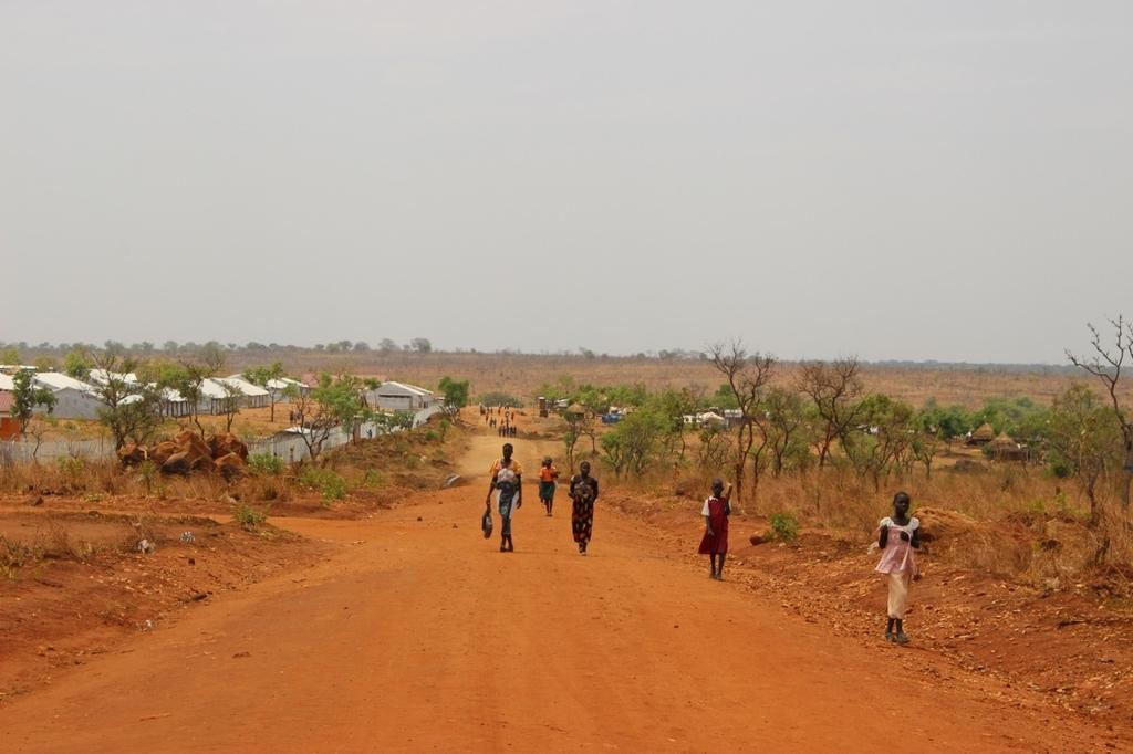 アフリカ 危険地域