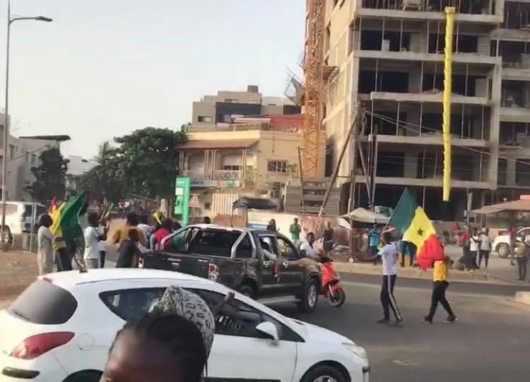 セネガル 治安