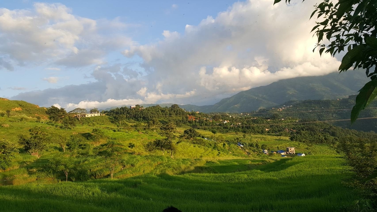 ネパール 治安
