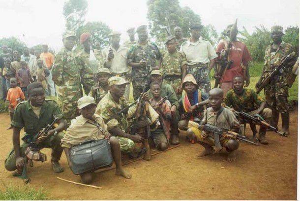 アフリカ 紛争 原因