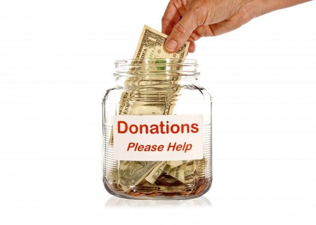 寄付する意味