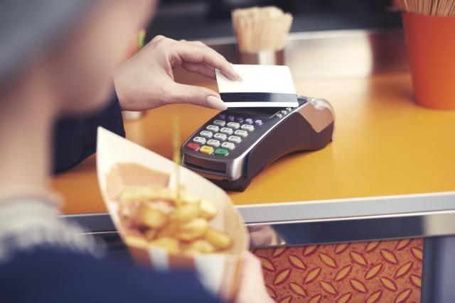 海外旅行中のクレジットカード