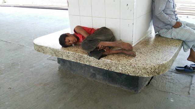 貧しい国の生活