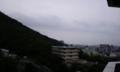 朝の風景 2009.10.06