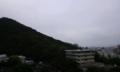 朝の風景 2009.10.07
