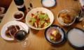 今日の晩御飯 2009.10.11