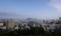 朝の風景 2009.10.19