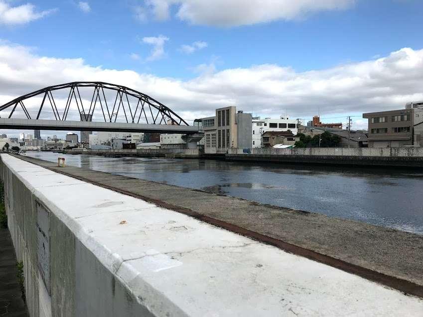 安治川の橋