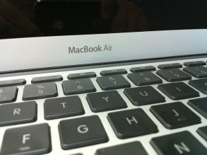 MacBook Air Logo
