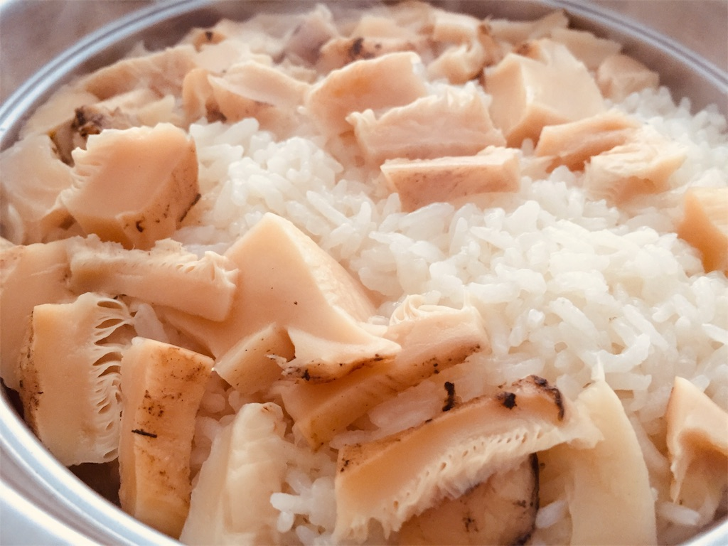 pine-mushroom-rice