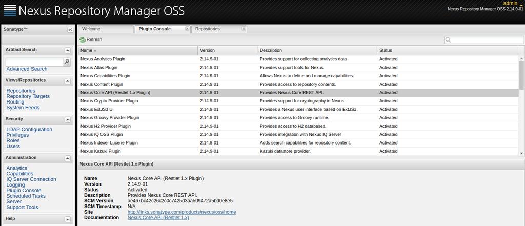 Sonatype Nexus 3/2で、REST API+Groovyスクリプトを使ってリポジトリ
