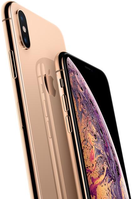 iPhone xr, xs, xs max の違いについて