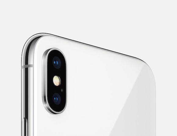 iPhone XS, XS Max はデュアルカメラ搭載