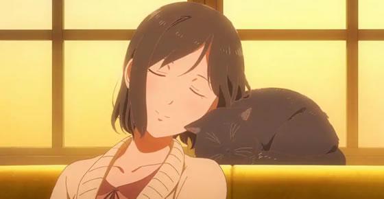 彼女と彼女の猫 -Everything Flows-
