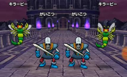 試練の扉 星2 中級 第1戦 登場モンスター