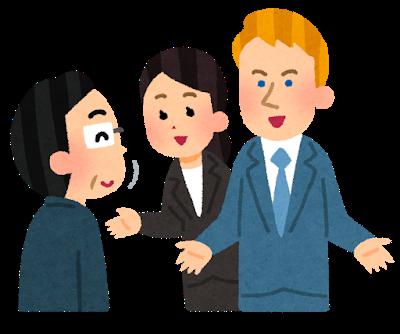 モデムは通訳者・翻訳者の役割を行う