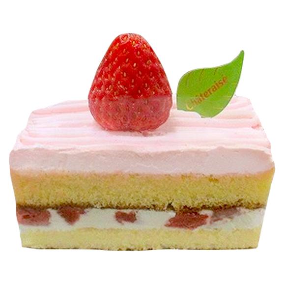 シャトレーゼのフレーズショートケーキ