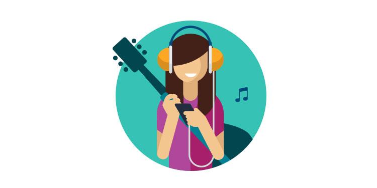 Prime Musicで音楽が聞き放題