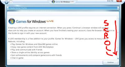 まさかのオチ games for windows live logon failed kazzzの日記