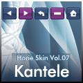 Sleipnir skin Horie skin 07 -Kantele-