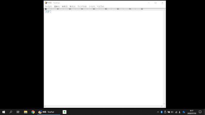 Windows デスクトップ アイコン 非表示